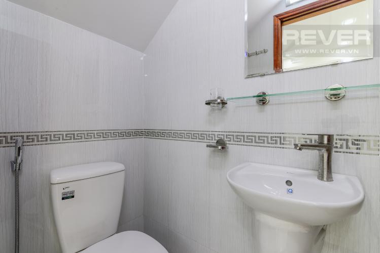 Phòng Tắm Tầng Trệt Nhà phố 3 phòng ngủ đường Võ Chí Công Quận 9 diện tích 125m2
