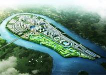 SwanBay Garden Villas: Giấc mơ biệt thự gần sông không xa vời