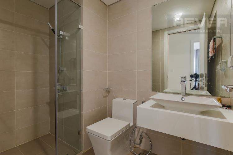 Phòng Tắm Căn hộ Masteri Millennium tầng cao, 1PN nội thất đầy đủ