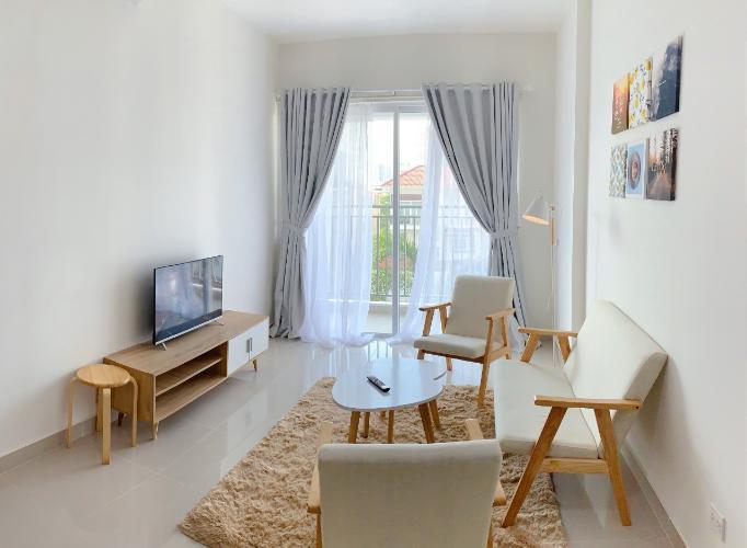 Bán căn hộ Sunrise Riverside tầng thấp, đầy đủ nội thất, view đẹp.