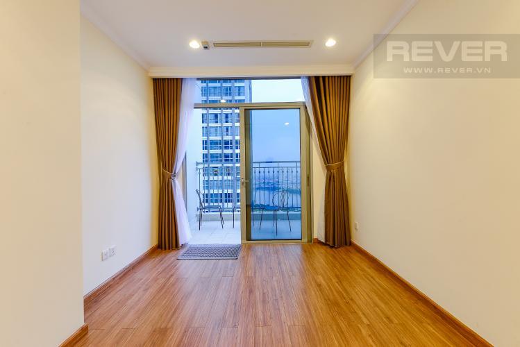 phòng ngủ 4 Căn góc Vinhomes Central Park tầng cao C1 view trực diện sông
