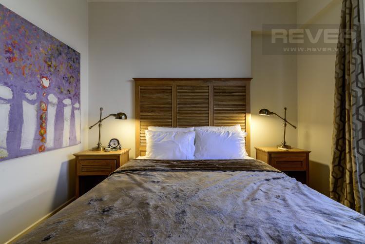 Phòng Ngủ 2 Căn hộ Masteri Thảo Điền tầng trung 3PN, đầy đủ nội thất