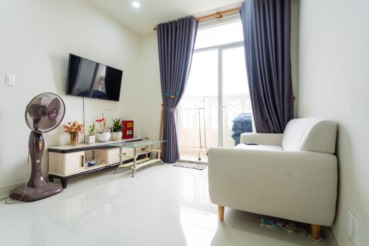 Bán căn hộ Grand Riverside tầng thấp, nội thất cơ bản, diện tích 55.1m2.