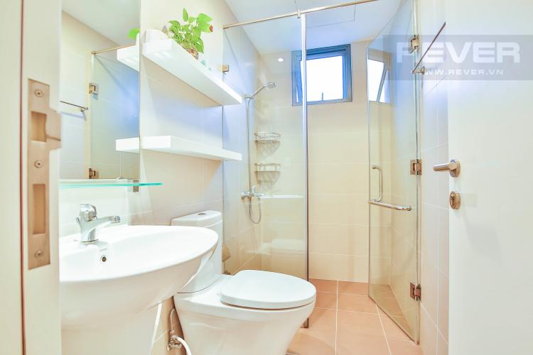 Toilet 2 Căn hộ Masteri Thảo Điền 2 phòng ngủ tầng cao T3 hướng Tây Nam