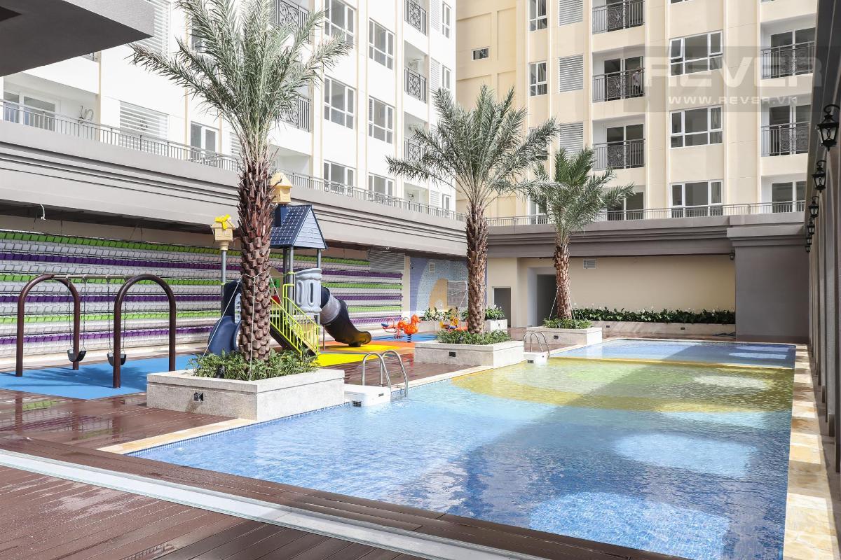 895db12b848763d93a96 Cho thuê căn hộ Saigon Mia 2 phòng ngủ, diện tích 72m2, nội thất cơ bản, view khu dân cư