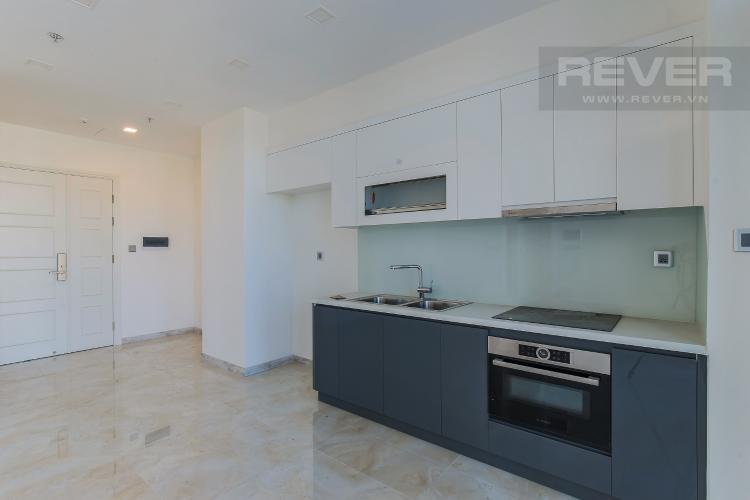 Phòng Bếp Căn hộ Vinhomes Golden River tầng cao, 2PN, nội thất cơ bản