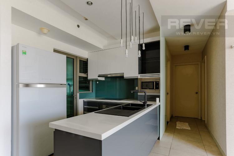 Phòng Bếp Và Lobby Căn hộ The View Riviera Point tầng thấp, 96m2, 2 phòng ngủ, full nội thất