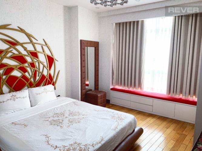 Phòng Ngủ 3 Bán căn hộ Him Lam Riverside 3PN, tầng thấp, diện tích 145m2, đầy đủ nội thất