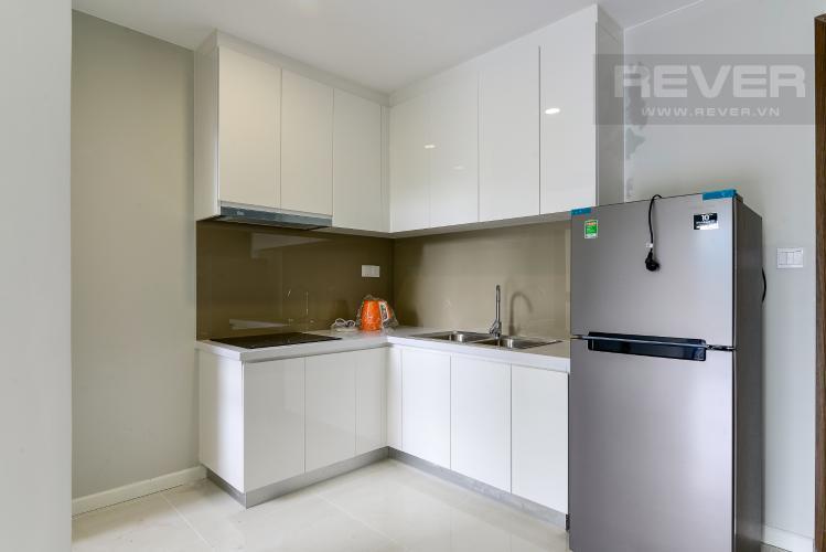 Nhà Bếp Cho thuê căn hộ Masteri An Phú 2PN, tầng thấp, diện tích 73m2, view hồ bơi