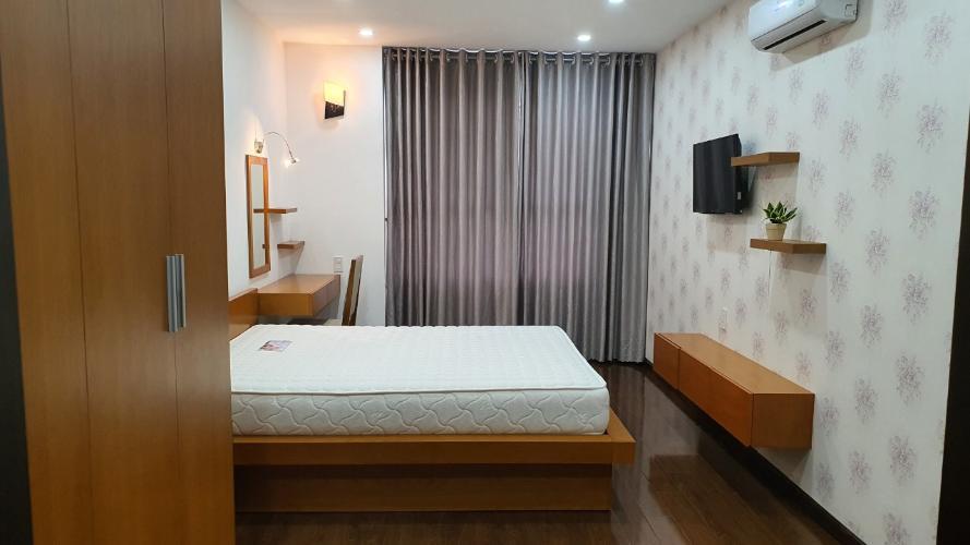 Phòng ngủ  căn hộ Sunrise City Căn hộ Sunrise City nội thất đầy đủ tiện nghi, thiết kế hiện đại.