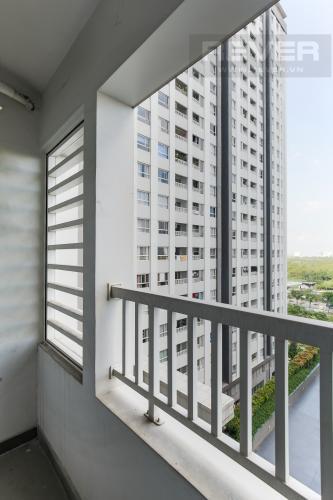 Balcony Cho thuê căn hộ Lexington Residence 2PN, tháp LC, diện tích 73m2, view nội khu xanh mát