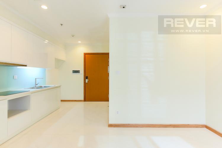 Phòng Bếp Officetel Vinhomes Central Park 1 phòng ngủ tầng thấp Central 3