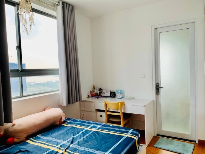 Phòng ngủ, Căn hộ D-Vela, Quận 7 Căn hộ tầng 11 D-Vela ban công hướng Đông, view nhìn ra thành phố.