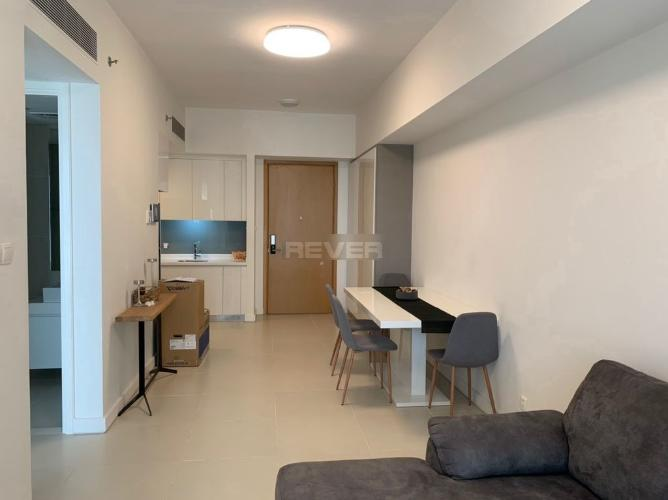 Căn hộ Gateway Thảo Điền ban công hướng Đông Nam, đầy đủ nội thất.