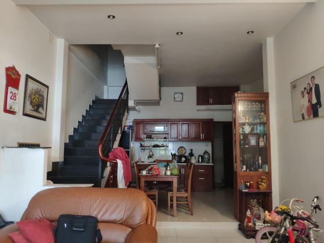 Bán nhà 3 tầng hẻm 66 Nhiêu Tứ, Phú Nhuận, sổ hồng, cách Co.opmart Rạch Miễu 150m