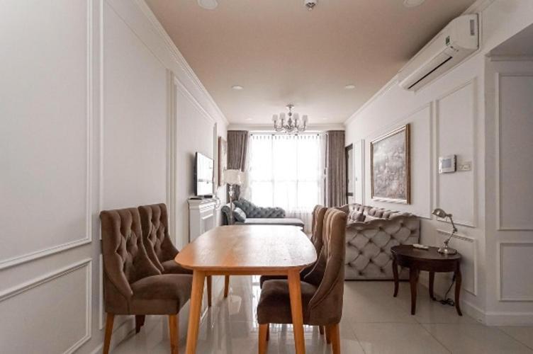 Căn hộ Sarimi Sala Đại Quang Minh đầy đủ nội thất, thiết kế thanh lịch