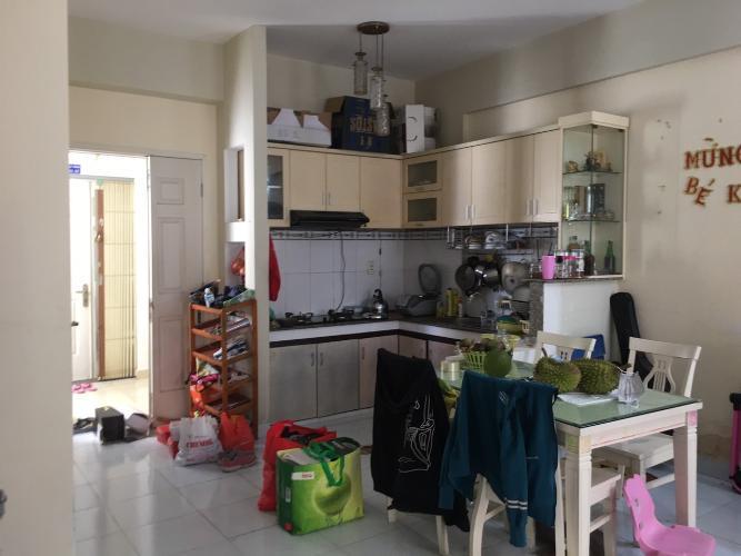 Phòng bếp chung cư Lê Thành, Bình Tân Căn hộ chung cư Lê Thành nội thất đầy đủ, hướng Đông Nam.