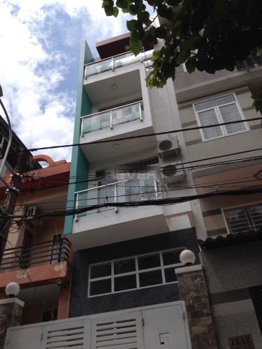 Nhà phố đường Nguyễn Văn Thương - đầy đủ nội thất