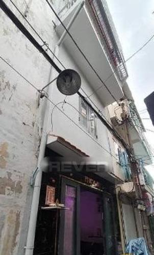 Nhà phố hẻm rộng 3m đường Hồng Bàng diện tích 19m2, gần chợ Cây Gõ.