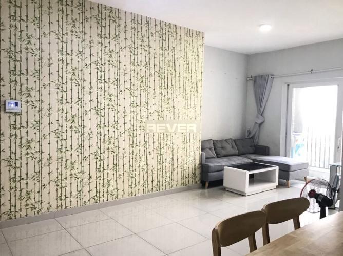 Căn hộ chung cư An Gia Star kèm đầy đủ nội thất, tầng trung.