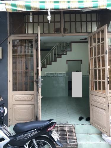 Nhà phố Quận Bình Thạnh Nhà phố hẻm xe ba gác diện tích 40m2, không có nội thất.