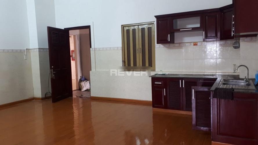 Căn hộ tầng trệt chung cư Nguyễn Quyền, nội thất cơ bản