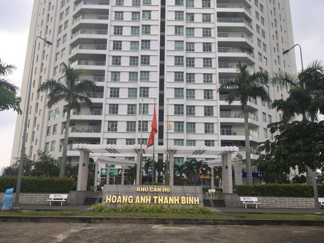 Căn hộ Hoàng Anh Thanh Bình, Quận 7 Căn hộ tầng 38 Hoàng Anh Thanh Bình, view đón gió thoáng mát.