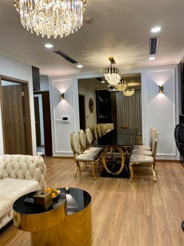 Căn hộ Eco Green Saigon tầng 15 đầy đủ nội thất sang trọng