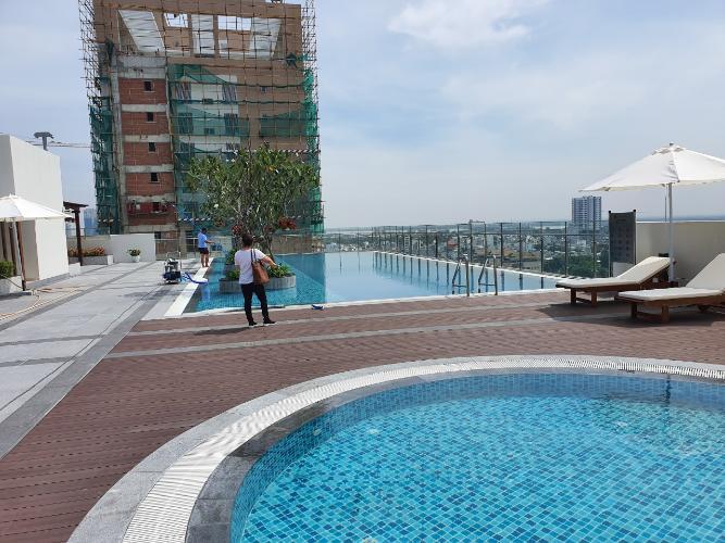 tiện ích căn hộ Phú Mỹ Hưng Midtown Căn hộ Phú Mỹ Hưng Midtown nội thất cơ bản, view thành phố thoáng mát.