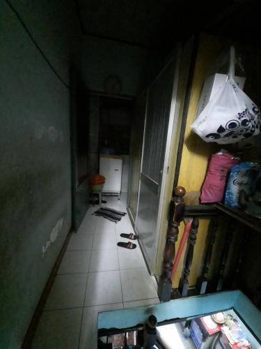 Bên trong nhà phố Hồng Bàng, Quận 6 Nhà phố hướng Tây Bắc, khu dân cư sầm uất, diện tích 36.4m2.