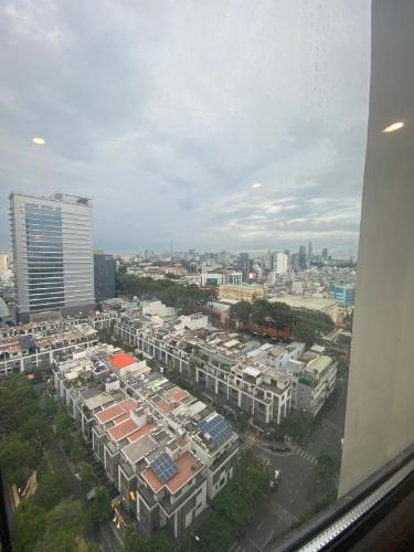 View căn hộ Hado Centrosa Garden , Quận 10 Căn hộ tầng 7 HaDo Centrosa Garden, view thành phố sầm uất.