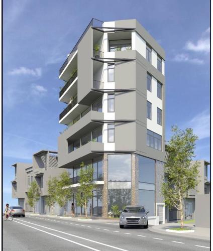 Mặt tiền nhà phố Quận 1 Nhà phố Quận 1 diện tích sử dụng 535m2 nội thất cơ bản, sổ hồng riêng.