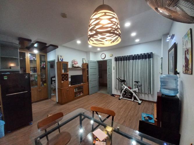 Căn hộ Chung cư Tôn Thất Thuyết thiết kế hiện đại, đầy đủ nội thất.