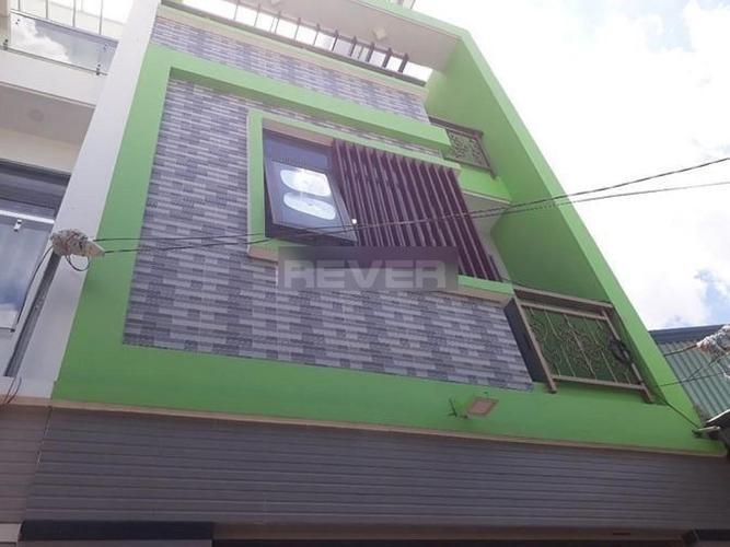 Nhà phố hẻm xe hơi đậu trước nhà, liền kề với khu Biệt thự Jamona.