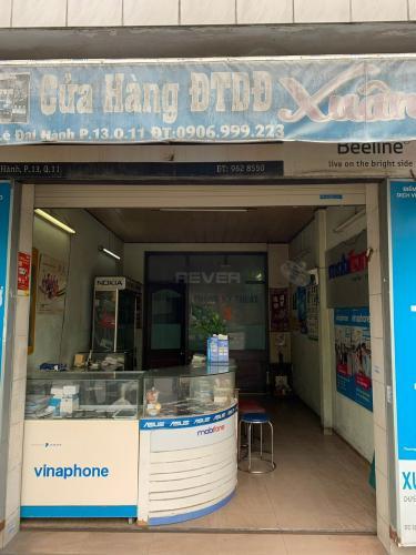 Mặt bằng kinh doanh đường Lê Đại Thành, diện tích 24.5m2.