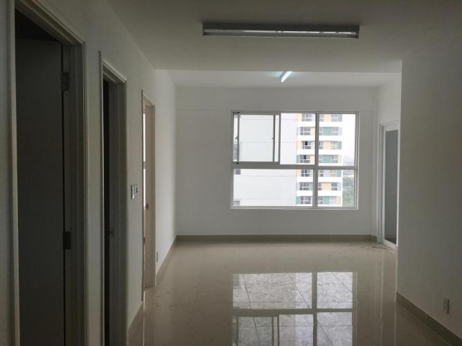 Căn hộ CitiHome tầng 18 diện tích 83m2, nội thất cơ bản.