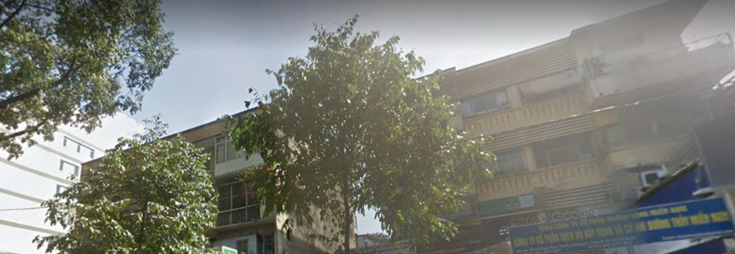 Căn hộ 57 Phạm Ngọc Thạch, Quận 3 Căn hộ 57 Phạm Ngọc Thạch cửa hướng Đông Nam, đầy đủ nội thất.