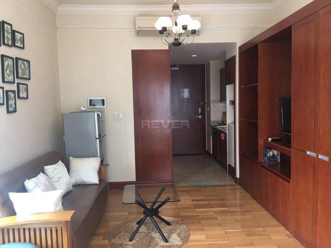 Căn hộ Officetel tầng trung The Manor, view thành phố,