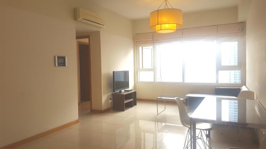 Căn hộ Saigon Pearl đầy đủ tiện nghi, view nội khu yên tĩnh.