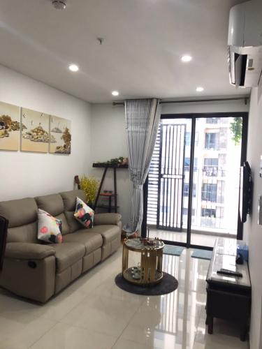 Căn hộ Hado Centrosa Garden nội thất tinh tế, 1 phòng ngủ.