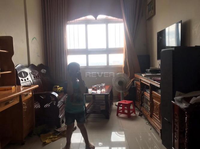 Căn hộ 2 phòng ngủ Sunview Town, nội thất cơ bản.