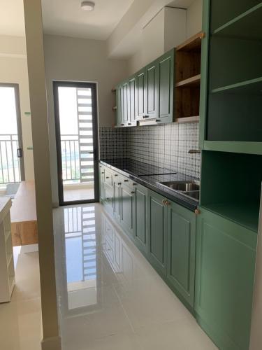 Phòng bếp căn hộ The Sun Avenue  Căn hộ The Sun Avenue view Đảo Kim Cương, nội thất cơ bản.
