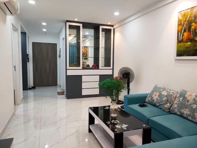Căn hộ tầng 16 Saigon South Residence nội thất đầy đủ, ban công hướng Bắc