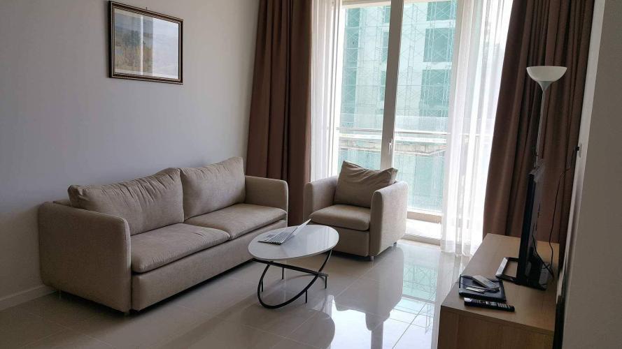Căn hộ Sarimi Sala Đại Quang Minh view sông, đầy đủ nội thất.