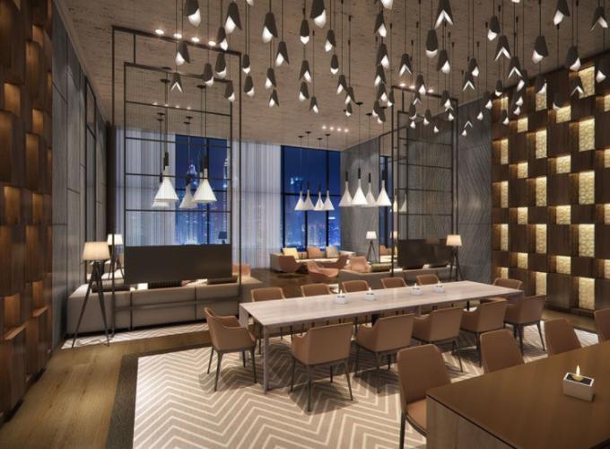 Căn hộ Empire City, Quận 2 Căn hộ có 2 phòng ngủ Empire City thiết kế hiện đại, tiện ích đầy đủ.
