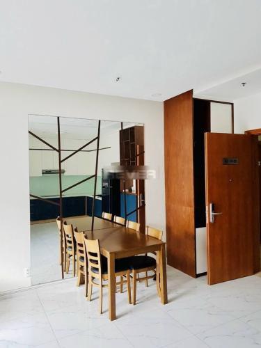 Căn hộ The Art tầng 15 view thoáng mát, đầy đủ nội thất.
