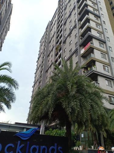 Căn hộ Docklands Sài Gòn , Quận 7 Căn hộ Docklands Sài Gòn tầng thấp view hồ bơi, đầy đủ nội thất