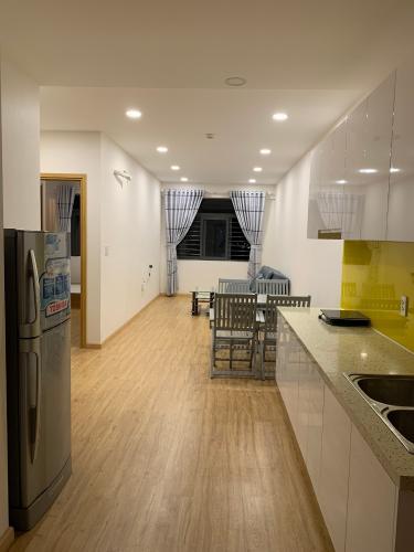 Phòng bếp căn hộ Saigon Homes, Bình Tân Căn hộ tầng 10 Saigon Homes hướng Đông Bắc, nội thất cơ bản.