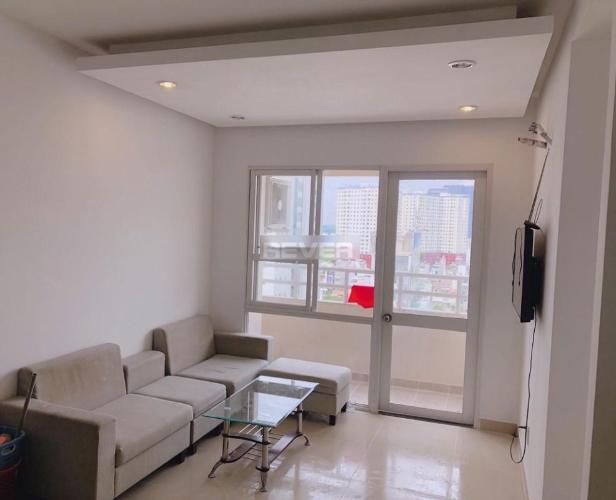 Căn hộ Saigonland Apartment ban công nhìn về thành phố tuyệt đẹp.