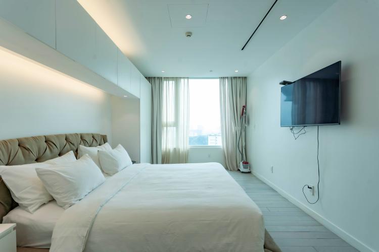 Phòng ngủ , Căn hộ Lexington Residence , Quận 2 Căn hộ tầng 15 Léman Luxury Apartments 2 phòng ngủ, đầy đủ nội thất.